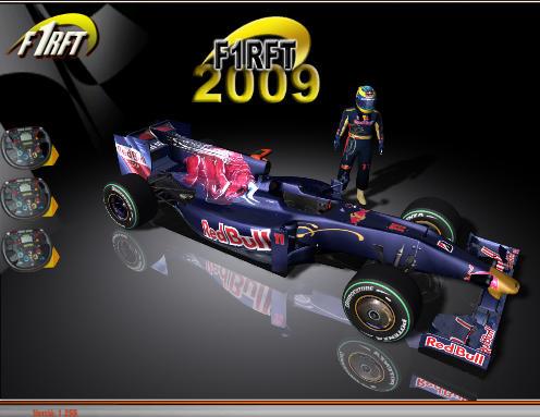 GP Hungary | F1 RFT 2009 + TrackPack + Update 1 & 2 hírek